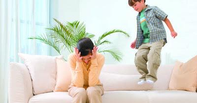 Mengenal Anak Hiperaktiv (Gangguan Hiperkinetik)