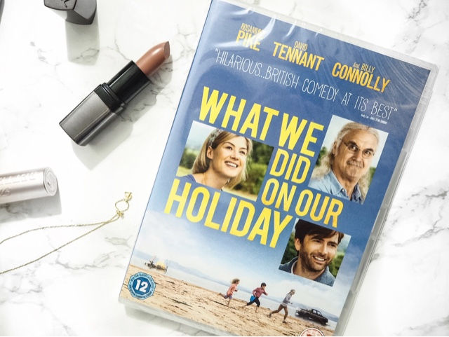 march-favourites-lifestyle-what-we-did-on-our-holiday-movie-film