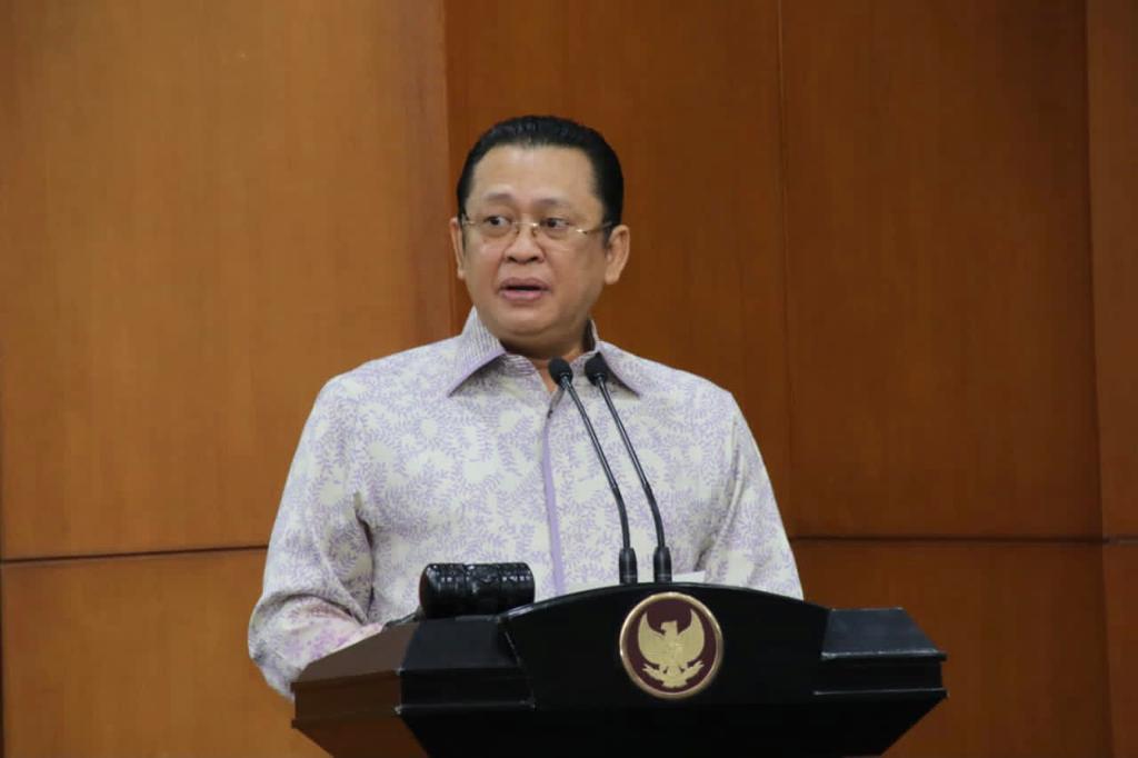 Bamsoet : FGD Politik Luar Negeri Bebas Aktif Indonesia di Era Joe Biden