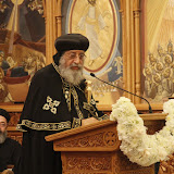 His Holiness Pope Tawadros II visit to St. Mark LA - _MG_0592.JPG