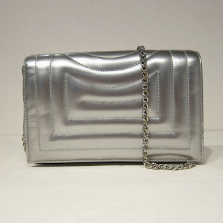 Rodo Metallic Evening Bag