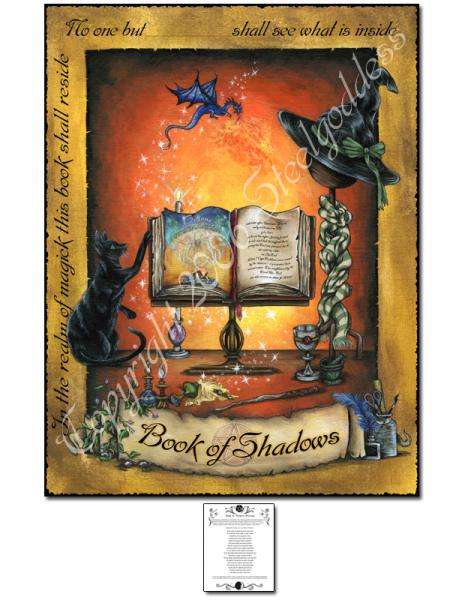 Book Of Shadows, Book Of Shadows