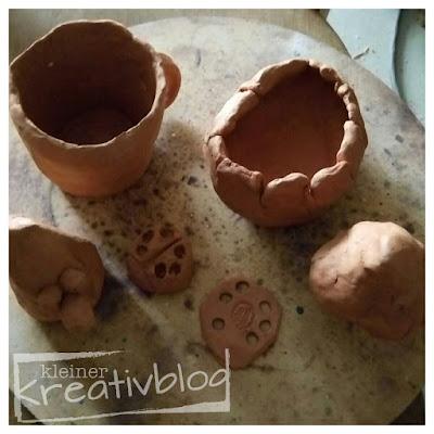 kleiner-kreativblog: kinder-Töpferei