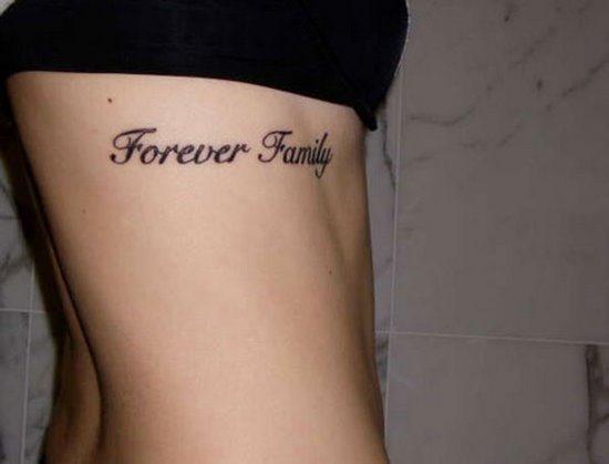famlia_para_sempre_por_baixo_do_peito_tatuagem
