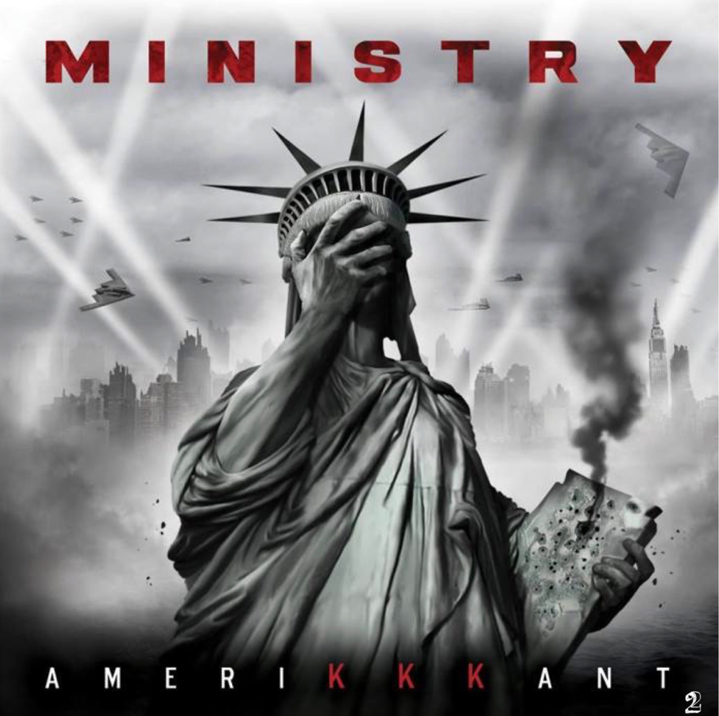 """Ministry """"Amerikkkant"""""""