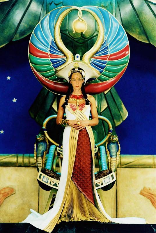 Goddess Lorena Queen Of Egypt, Egyptian Magic