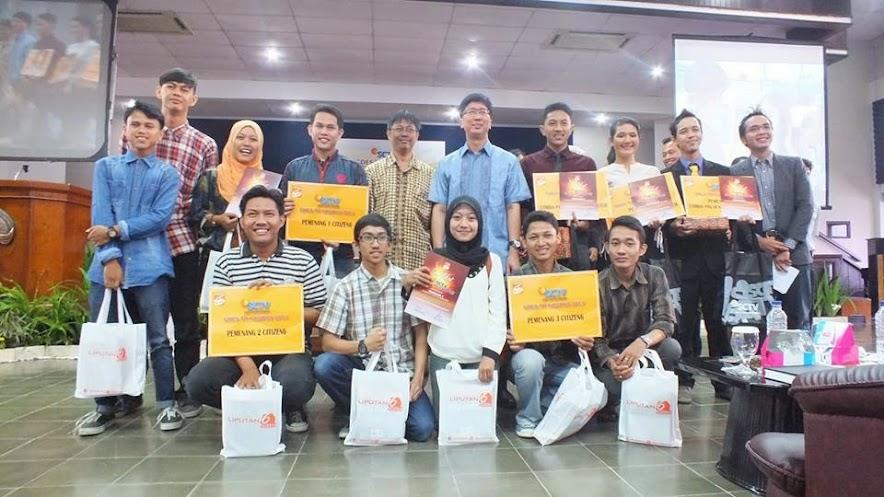 UIN Sunan Kalijaga Juara Umum SCTV Goes to Campus UAJY