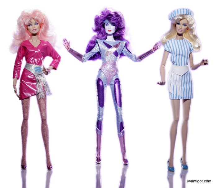 Jem and the Holograms are Coming to Holt Renfrew