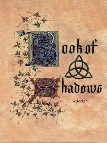 Book Of Shadows 29, Book Of Shadows
