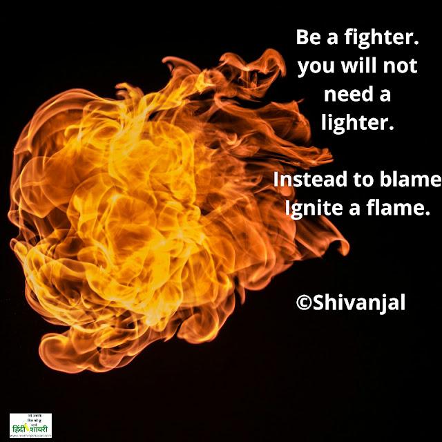 motivation, fighter, lighter, flame pick