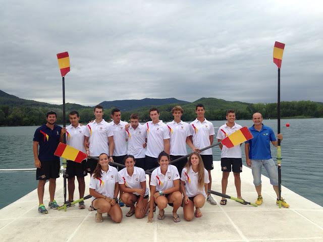 1 y 2/08/2015 - XXXI Copa de la Juventud (Szeged, Hungría) - 6..JPG