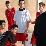 Club: JuniorM, CadeteF, Senior C, SeniorA, contra Sueca, Oliva, Meliana