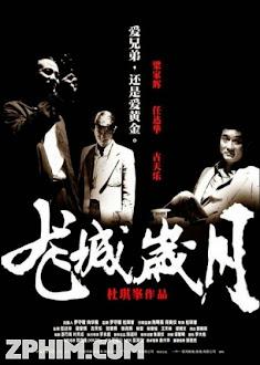 Xã Hội Đen - Election (2005) Poster