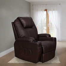 Power Lift Massage Recliner Heated Vibrating Chair