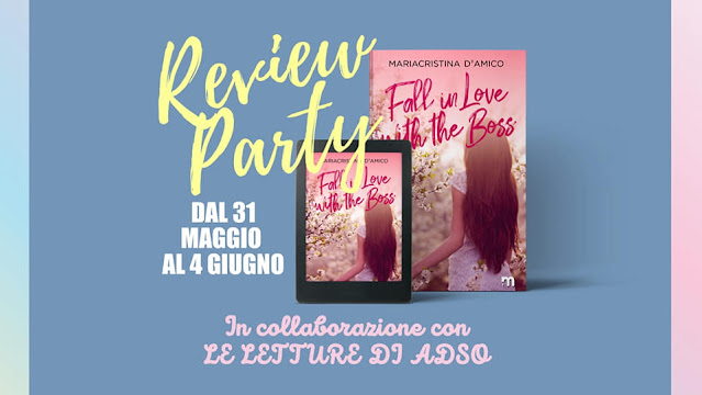 review party fall in love with the boss