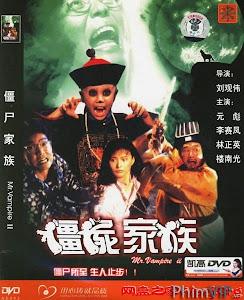 Thiên Sứ Bắt Ma 2 - Mr Vampire Ii poster