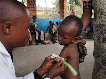 Fighting malnutrition in D.R. Congo