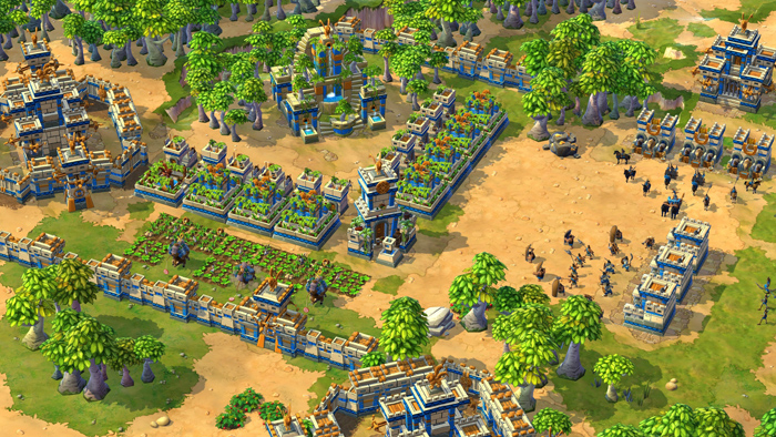 Nền văn minh Babylon trong Age of Empires Online - Ảnh 1
