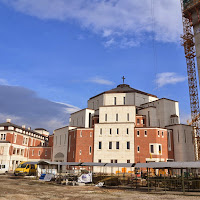 Pielgrzymka 20.11.2013 Łagiewniki, Mogiła, Tyniec