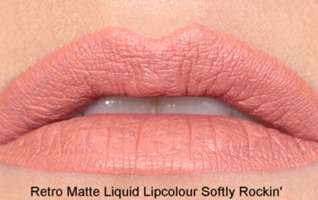 SoftlyRockinRetroMatteLiquidLipcolourMAC11