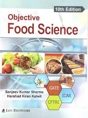 Objective Food Science - 10th Edition pdf free download