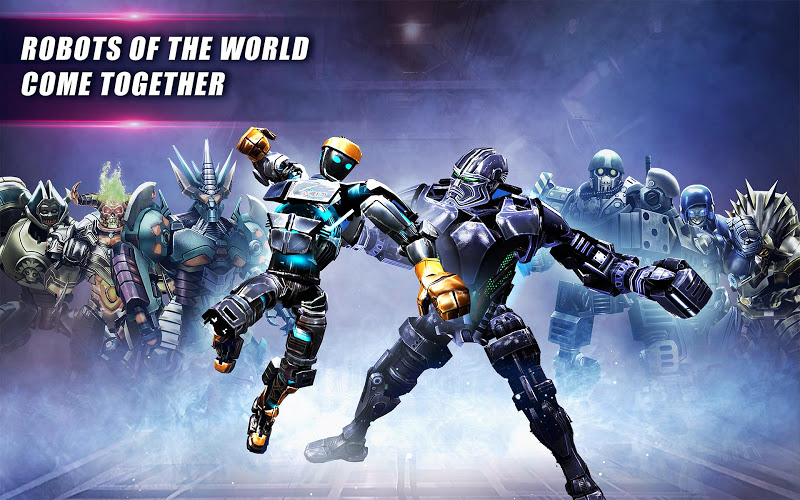 Real Steel World Robot Boxing Screenshot 17