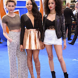 OIC - ENTSIMAGES.COM - Girl Band Neon Jungle Asami Zdrenka, Shereen Cutkelvin, Amira McCarthy at the Tomorrowland: A World Beyond European Premier in London 17th May 2015  Photo Mobis Photos/OIC 0203 174 1069