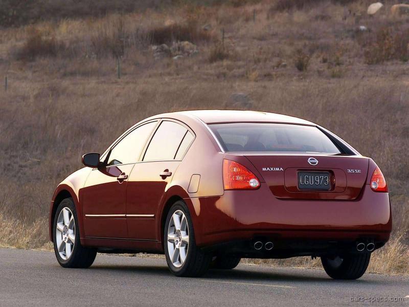 ... 2004 Nissan Maxima 00008 ...