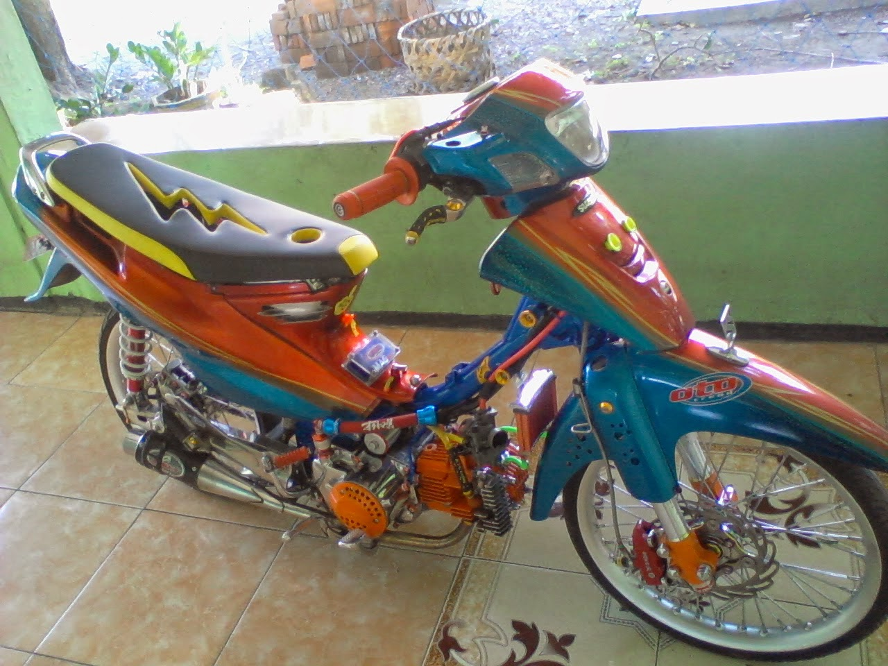 jupiter z modifikasi drag