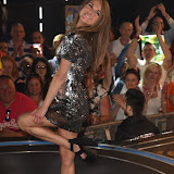 OIC - ENTSIMAGES.COM - Nikki Grahame  at the Big Brother 2015 - Ninth eviction London June 26th 2015  Photo Mobis Photos/OIC 0203 174 1069