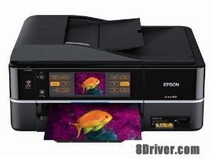 Download Epson Artisan 830 printers driver & install guide