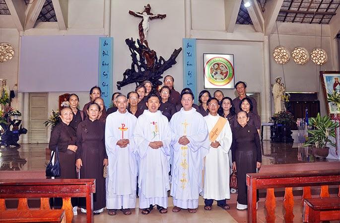 Huynh Đệ Đoàn Phan Sinh Tại Thế khai mạc Năm Thánh Luy  của Miền Nha Trang