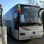 Mercedes Tourismo van Reisebüro Müller (D)