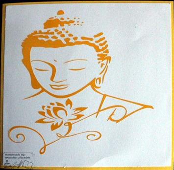 Boedha met Lotusbloen 1