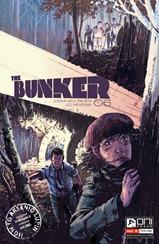 Actualización 25/09/2018: Honorable y Akemi agregan el #6 de The Bunker. Vino del futuro para salvar el mundo, pero ¿la única forma de salvarlo es destruirlo? El joven y el viejo Grady se encuentran, y el destino del mundo pende de un hilo.