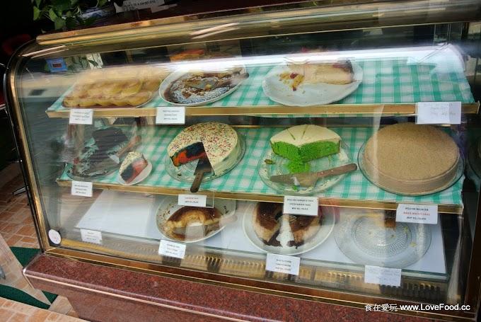 澳門氹仔【Utama】葡萄牙人開的創意蛋糕店