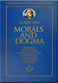 Cover of Albert Pike's Book Morals And Dogma