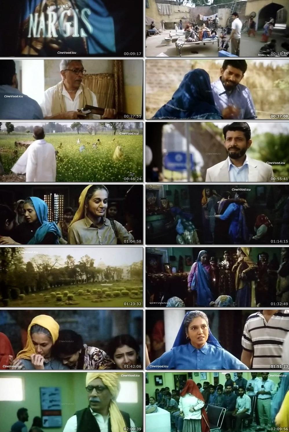 Screen Shot Of Saand Ki Aankh 2019 Full Movie Free Download HD 720P Watch Online