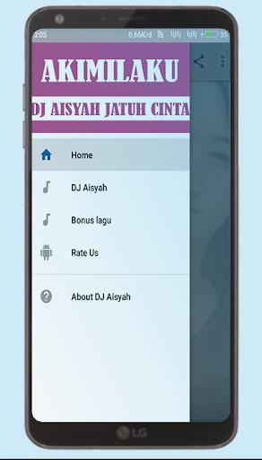 DJ Aisyah Jatuh Cinta Pada Jamilah 1.0 screenshots 1