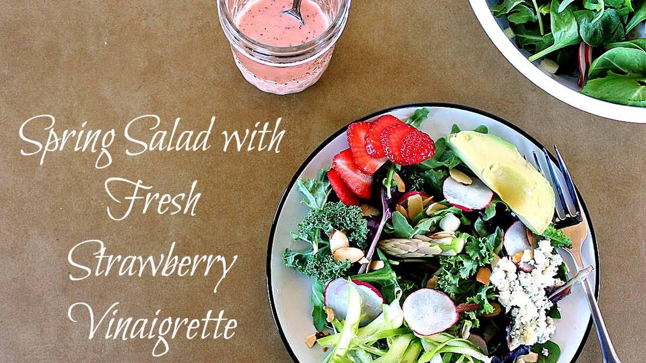 10 Best Fresh Spring Mix Salad Recipes Yummly