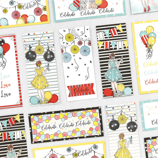 Happiest Place Cardmaking Set