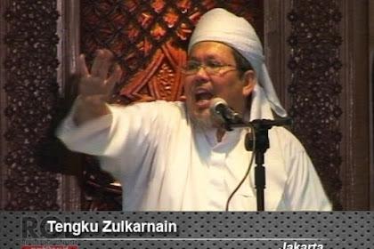 Tengku Zulkarnain: Ulama Akhir Zaman Rentan Disuap untuk Membengkokkan Kebenaran, Tetap Istiqamah Ya Ulama