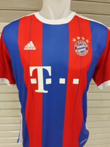 Jual Jersey Bayern Munchen Home 2014-2015