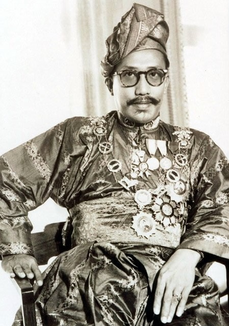 Sultan Brunei Sultan Omar Ali Saifuddin III.jpg