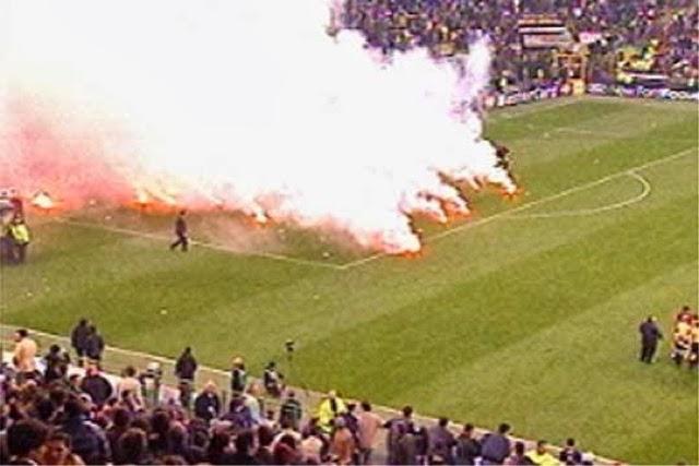 Momentos históricos del fútbol: Materazzi y Rui Costa
