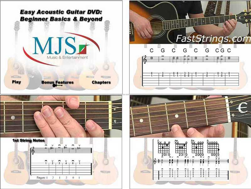Mark John Sternal - Easy Acoustic Guitar