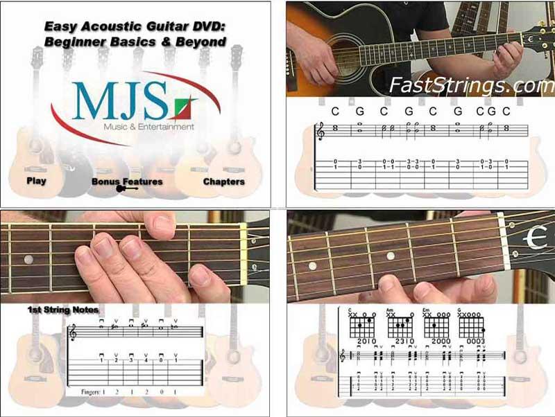 Mark John Sternal - Easy Acoustic Guitar