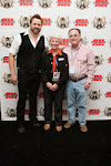 Randy Houser, Treasurer Jean Lawler, Eddie Lawler