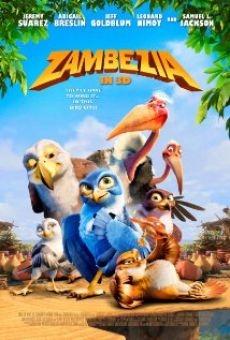 Zambezia - thành phố chim