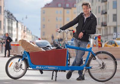 Jean Baptiste Bullitt lastcykel